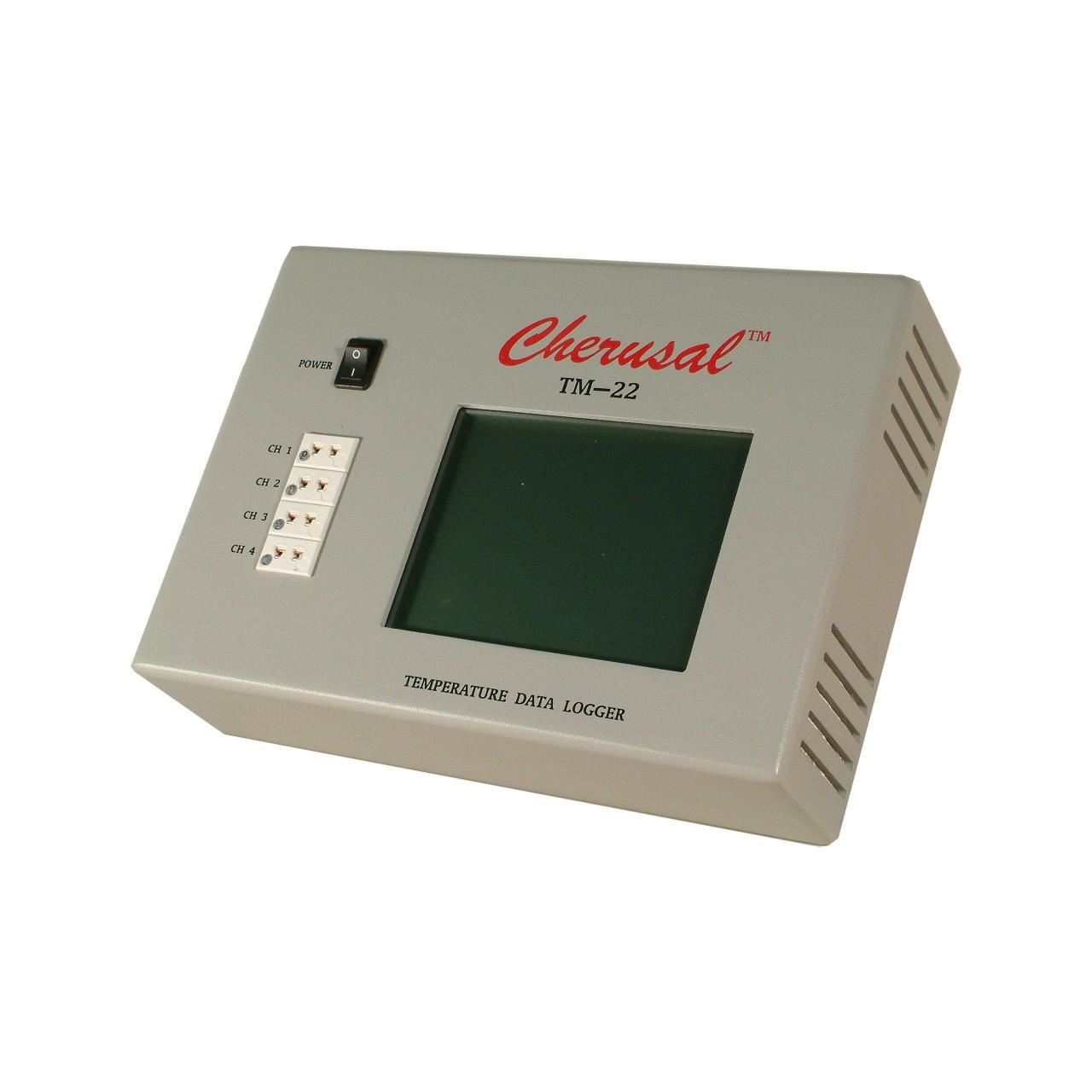 Temperature Data Logger TM-22