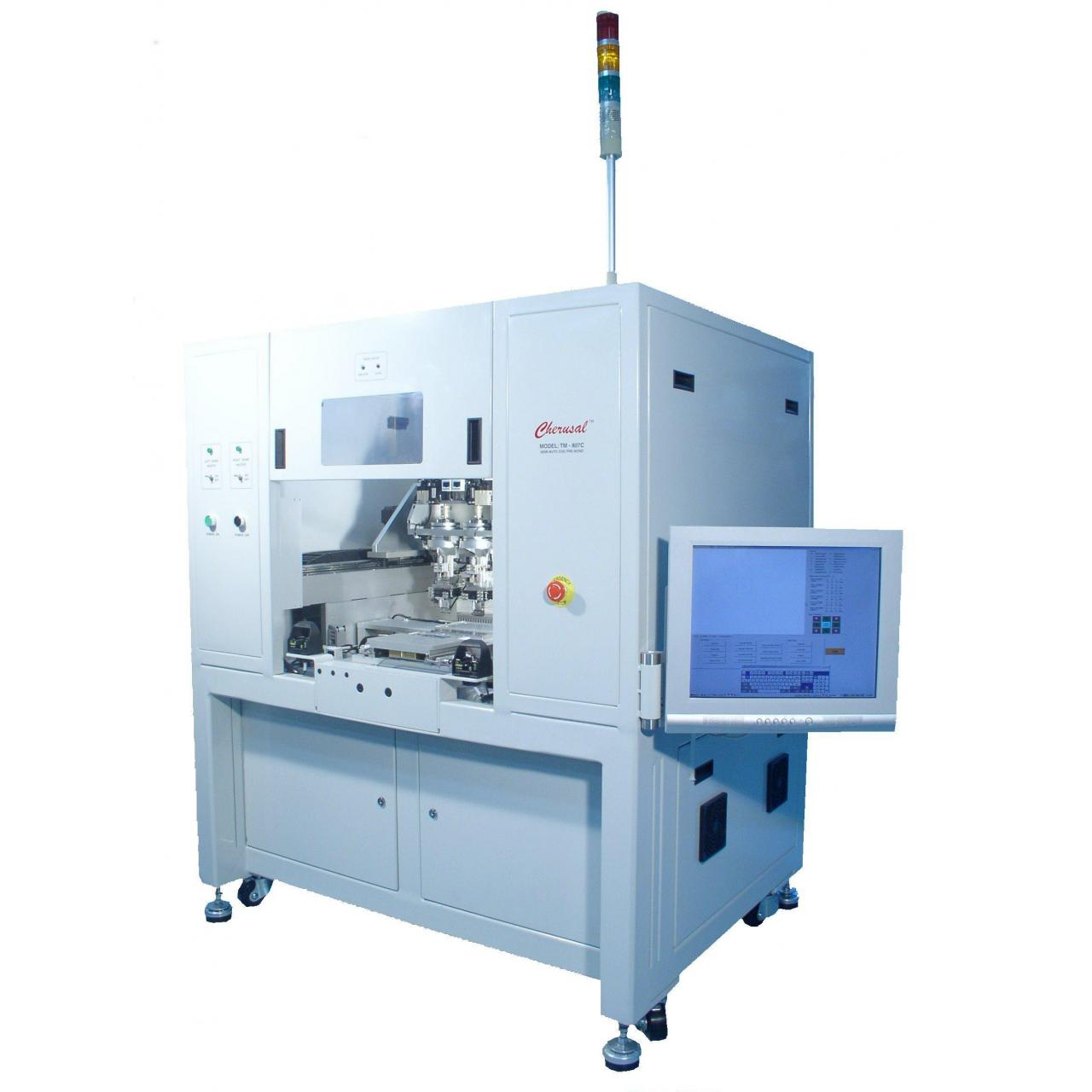 Buy cheap Semi-Automatic COG Pre-bond Machine TM-807C from wholesalers