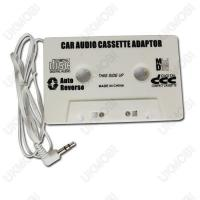 Buy cheap Nokia(0) 1CH Car Cassette Adaptor For iPod iPhone Shuffle CD to Tape from wholesalers