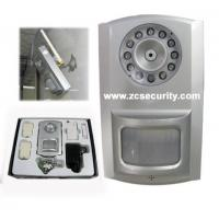 Buy cheap MMS camera GSM alarm system with video recording function (Z from wholesalers