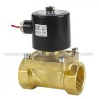Buy cheap Metal coil Hydraulic Solenoid Valve from wholesalers
