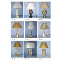Buy cheap POLYRESIN LAMP from wholesalers