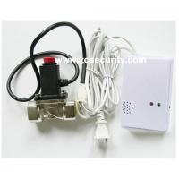 Buy cheap Gas alarm with auto shut valve(ZC-SGV001) from wholesalers