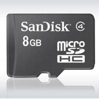Buy cheap SanDisk 8GB Micro SDHC Card from wholesalers