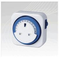 Buy cheap 24 Hours Mechanical Timer,IP20 from wholesalers