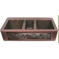 Buy cheap Copper Kitchen Sinks from wholesalers