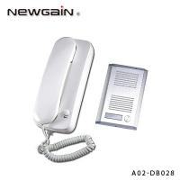 Buy cheap > Wired Intercom Doorbell A02-DB028 from wholesalers