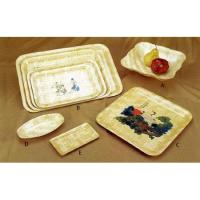 Buy cheap Bamboo Cup Tray from wholesalers