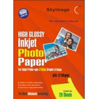 Buy cheap 210g Inkjet High Glossy Photo Paper from wholesalers