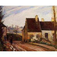 Impressionist(3830) Homes_near_the_Osny