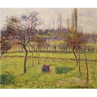Buy cheap Impressionist(3830) Apple_Trees_in_a_Field product