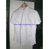 Buy cheap Apparel lady cotton blouse,shirt C005 from wholesalers
