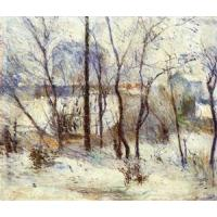 Buy cheap Impressionist(3830) Snow at Vaugirard product