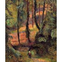 Buy cheap Impressionist(3830) Sunken Path, Wooded Rose product