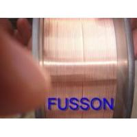 Buy cheap CO2 Gas-shielded Solid Welding Wire AWS ER70S-6 from wholesalers