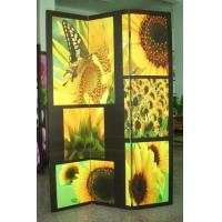 Buy cheap Printing Canvas Screens ProductNameROOM DIVIDER from wholesalers