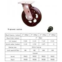 Buy cheap V-Groove Caster from wholesalers
