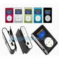Buy cheap MP3 Player MP3 player,1.1 LCD, Clip up from wholesalers
