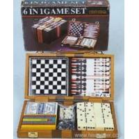 Buy cheap Sports&Games 6 In 1 Game Set product