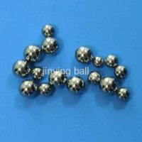 Buy cheap 3.5mm Steel Balls JINYING from wholesalers