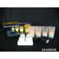 Buy cheap Rechargeable LED Candle light from wholesalers