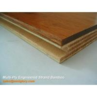 Buy cheap Engineered Strand Bamboo from wholesalers