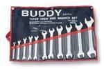 Buy cheap Buddy Tools 11-PC DOUBLE OPEN-END WRENCH SET BD-SDB from wholesalers