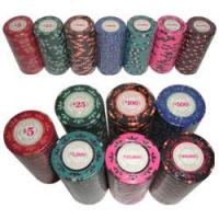 Buy cheap James Bond 007 Casino Royale 7 Stacks (175) Luxury Poker Chips from wholesalers