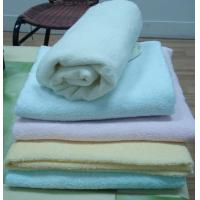 Buy cheap Towel Plain Satin Embroidered Face Towel from wholesalers
