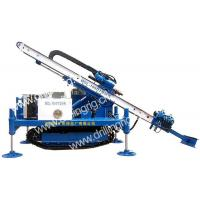 Buy cheap Engineering Construction Drilling Rig MobileEngineeringDrillingRig MDL-100D1 from wholesalers