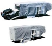 Buy cheap 5th Wheel and Toy Hauler SFS Contour-fit RV Cover by ADCO from wholesalers
