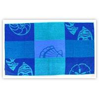 Buy cheap TOWELDouble Jacquard Velour Beach Towel with 3 Color Viscose Yarn 【Coding of Commodity:】JB_XSCP008 from wholesalers