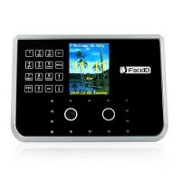 Buy cheap Face Identification time attendance machine(FK605) from wholesalers