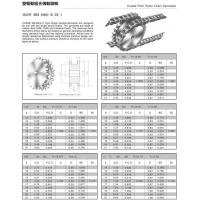Buy cheap Double Pitch Roller Chain Sprockets from wholesalers