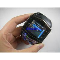 Buy cheap DWN GD910 Watch mobile phone quad band touch screen bluetooth headset from wholesalers