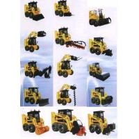 Buy cheap Engineering Machine,Skid Steer Loader from wholesalers
