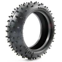 1/10th Off-Road Wheels FAST0211-T1 FastraxTurf Ripper 1/10th Scale 4WD Front Buggy Tyre (2)