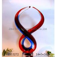 Buy cheap glass sculpture product