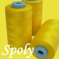 Buy cheap Detailed data for 100% SpunPolyester sewing thread (Spoly) product
