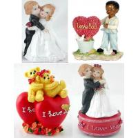 Buy cheap Polyresin Valentines Day Gifts (WK048) from wholesalers