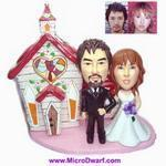 Buy cheap Wedding Cake Toppers & Wedding Gifts (59509) from wholesalers