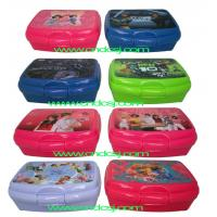 Buy cheap 3D LUNCH BOX unch boxITEM NO:DC679SIZE:16.7x13.1x6.1(H)cm from wholesalers
