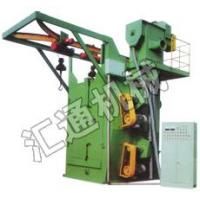 Buy cheap Steel plate pretreatment production line Hanger type shot blasting machine Hanger type shot blasting machine from wholesalers