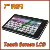 Buy cheap 7 Notebook WIFI Touch Screen LCD Netbook Google Android from wholesalers