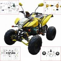 Buy cheap BASHAN EEC ATV BS200S-7 PARTS from wholesalers