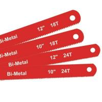 Buy cheap Hacksaw Bladesbi-metal hand hacksaw blades from wholesalers
