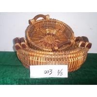 Buy cheap small flower flower basket product