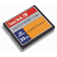 Buy cheap 32MB 32mb Compact Flash CF Card sandisk  32mb Compact Flash CF Card sandisk product
