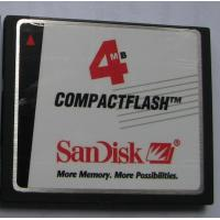 Buy cheap 4MB 4MB CompactFlash CF Card SanDisk 4MB CompactFlash CF Card SanDisk from wholesalers