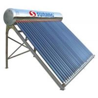 Buy cheap Single-Phase 1KW-10KW ColorSeries Solar water heater( Stainless steel series) from wholesalers